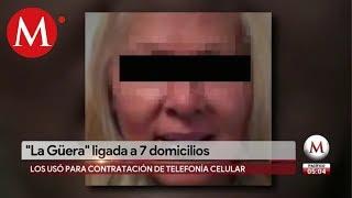 La Güera del caso Artz Pedregal, tiene siete domicilios en México