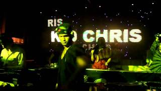 DJ KID CHRIS Intro @ In Bed with Space World Tour Club Cameo Wien