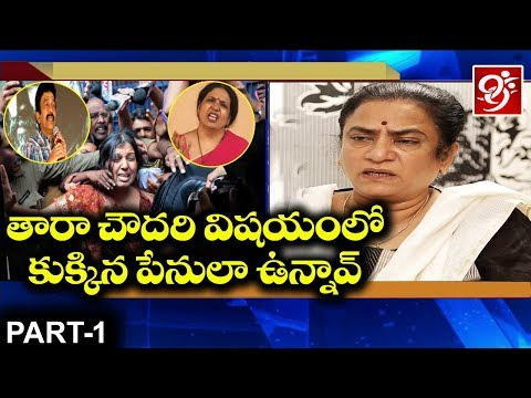 Pow Sandhya Speech Over Casting Couch | Jeevitha Rajasekhar,