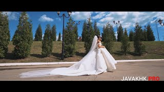 Роскошная и яркая Армянская свадьба в Калуге