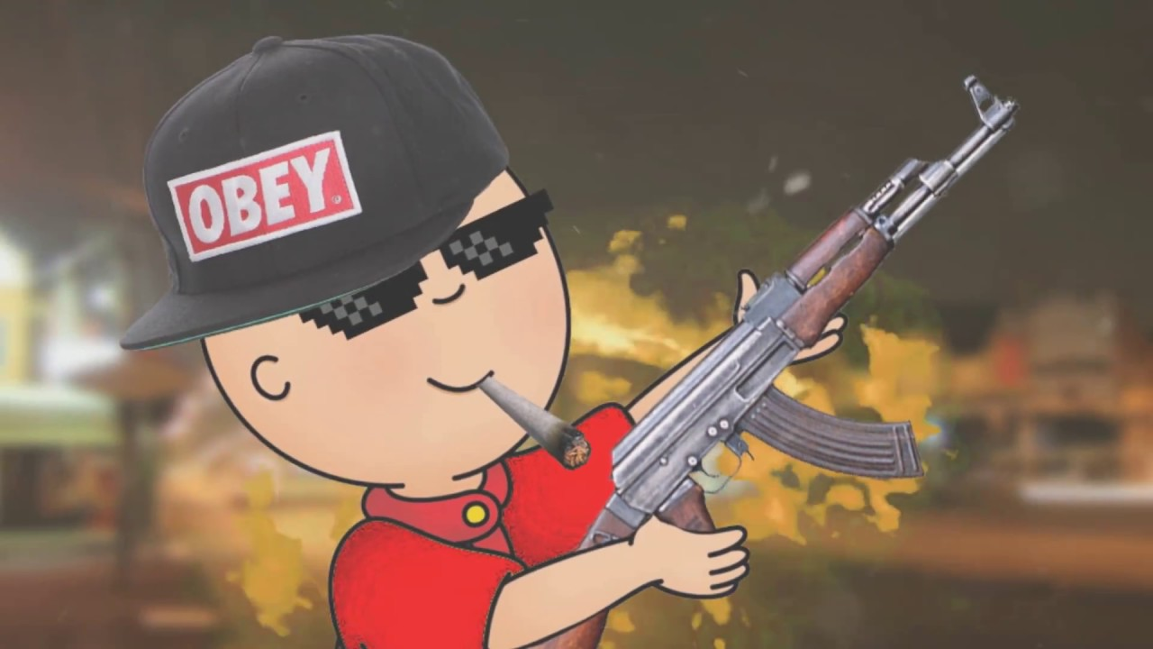 Guns Wallpaper Hd Caillou Killed His Friends Youtube