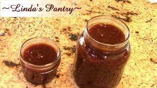 ~apricot Brandied Bbq Sauce With Linda's Pantry~