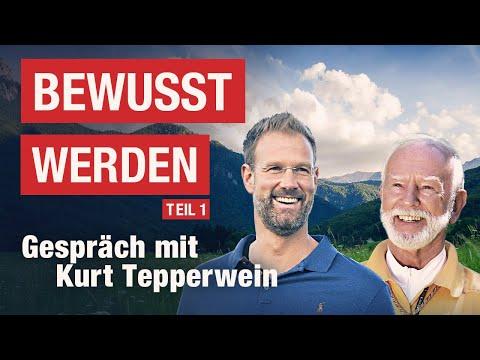 """""""Bewusst werden"""" im Interview mit Kurt Tepperwein und Christian Bischoff – Teil 1"""