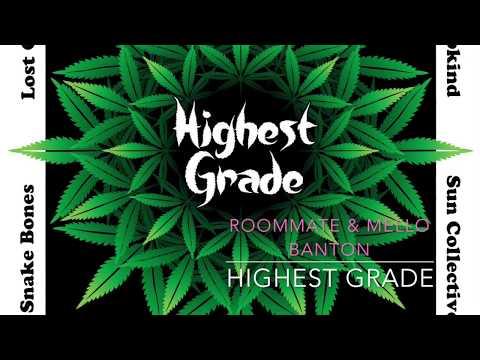 Roommate & Mello Banton - Highest Grade Feat. Dubiterian (Avo#077)
