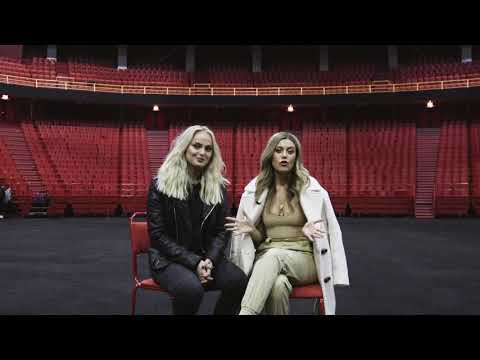 ALICE & BIANCA SHOWCAST - 25 MAJ 209 - ERICSSON GLOBE, STOCK
