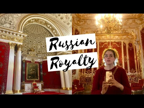 12 HOURS IN THE WINTER PALACE + HERMITAGE MUSEUM | Saint Petersburg, Russia