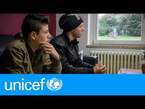 From Syria to Germany: A tale of two brothers | UNICEF