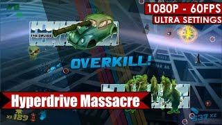 Hyperdrive Massacre gameplay PC HD [1080p/60fps]