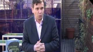 Interview with César Fernández García