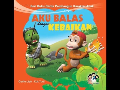 Film Edukasi Anak Balita, # Karakter Kebaikan, #HappyHolyKids