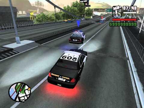 GTA SA - Realistic Mods Part2
