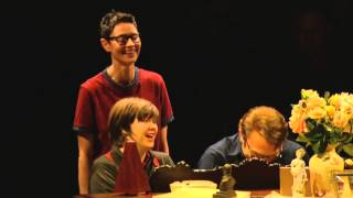 2015 Tony Awards Show Clip: Fun Home