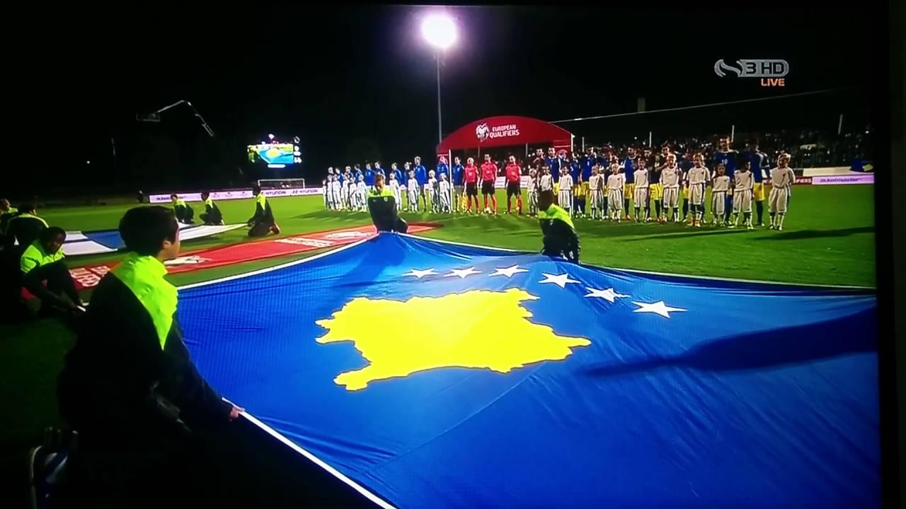 Kosovo Vs Finnland