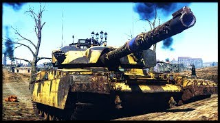 The BEST Armor in game   Chieftain mk10 (War Thunder Tanks Gameplay)