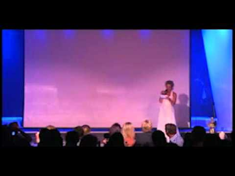 VIP Stylists Hair Show: Brumilda van Rensburg Hostess