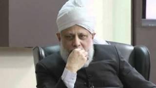 Gulshan-e-Waqfe Nau (Lajna) Class: 14th November 2010 - Part 6 (Urdu)