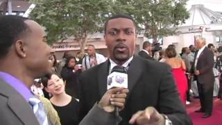 Chris Tucker Words of Advice to Young People
