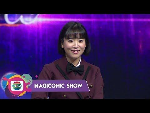 NGAKAK!!! Abdel Roasting Haruka di Depan Para Personil JKT 48 - MAGICOMIC SHOW