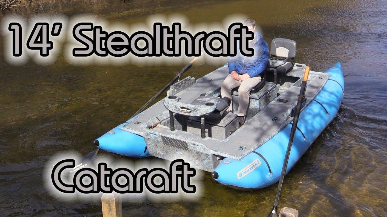 STEALTH RAFT  | Washington Fly Fishing
