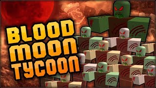 Dansk Roblox Blood Moon Tycoon | Episode 1 - Jagten På Totems!