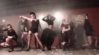 InnaShowGroup   Power Francers and D-Bag- Pompo Nelle Casse   Artur Mustaev   E-dance studio