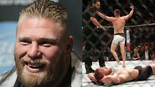 Прогноз Леснара на бой Диаз vs. МакГрегор 2, следующий бой Рустама Хабилова