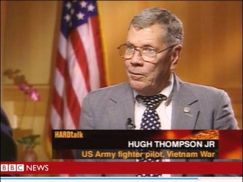 hugh thompson security