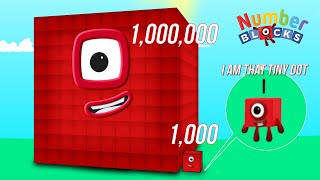 Скачать Skip Counting From 0 1000000 Learn To Count Up To One Million Educational Counting Video