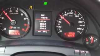 Audi Rs4 B7 - 3000 to 8000 RPM /3rd gear