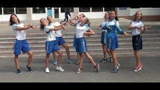 Команда из Темиртау вошла в пятерку лучших синхронистов мира!!!