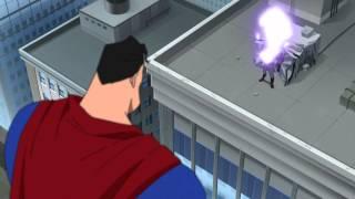 Супермен против Элиты - Трейлер