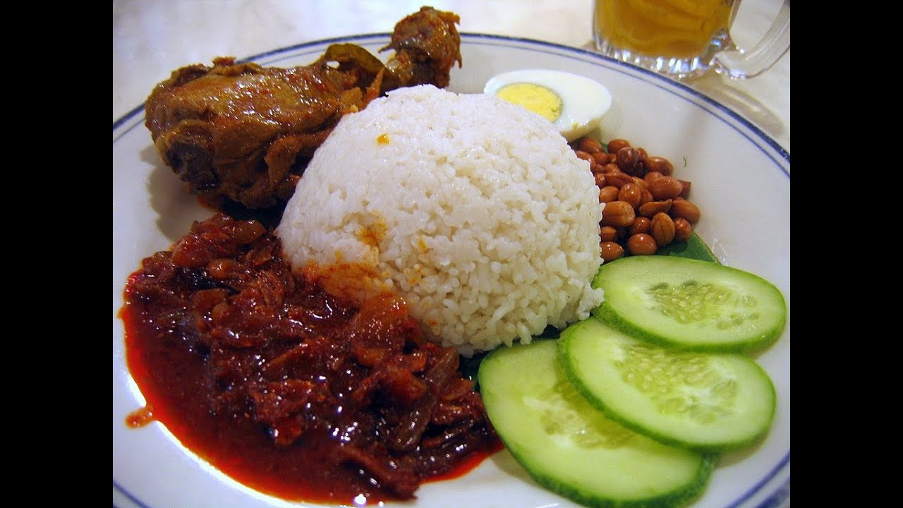 Resep Masakan Nasi Lemak Enak Gurih - YouTube