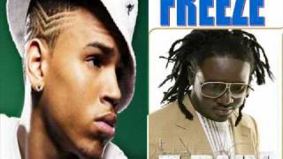 T Pain and Chris Brown - Freeze SPEED UP