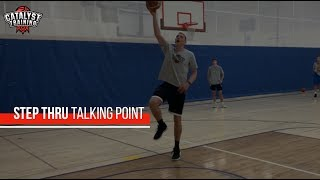 Step Thru Talking Point - Jump Off 1 Foot or 2?