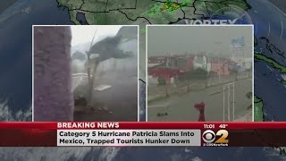 Hurricane Patricia Ravages Mexico