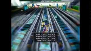 "Sonic Riders ""Heroes"" in 15:35"