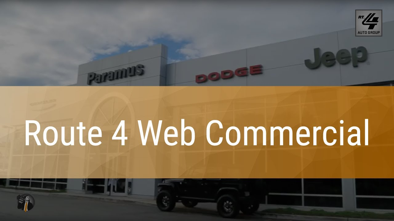 Why Route 4 Chrysler Dodge Jeep Ram Is The Best Dealership In Paramus NJ    Automotive Sales
