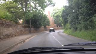 Incar Noise Peugeot 106 S1 Rallye fitted with OMP Grp.A Inox Exhaust