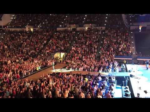 Chris Tomlin's Worship Night in America - May 2018