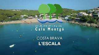 Càmping Cala Montgó - L'Escala