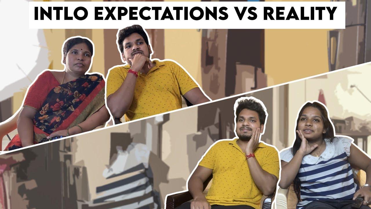 Intlo Expectations Vs Reality   Akhil Jackson