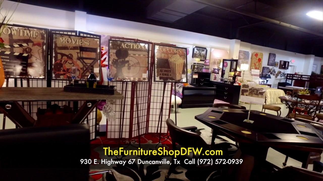 The Furniture Shop Duncanville Tx Layaway