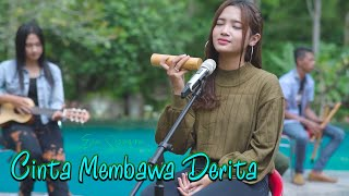 Download lagu Cinta Membawa Derita Rumba Koplo Acoustic Era Syaqira Cover Andra Respati
