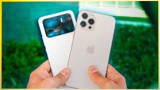 El MEJOR XIAOMI contra el MEJOR iPhone