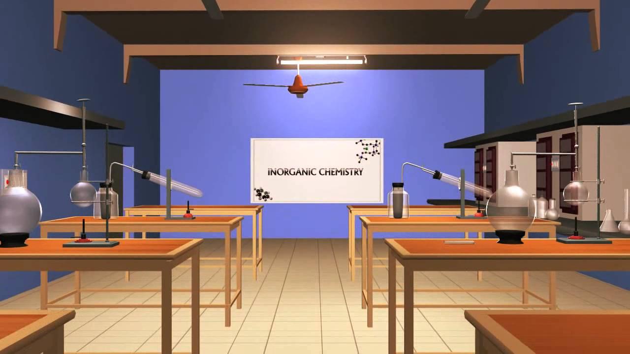 3D Chemistry Lab