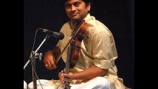 Parivadini Series 2015- S. Varadarajan - Violin thumbnail