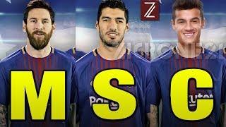 6 Mejores Tridentes que veremos en la temporada 17/18 | Madrid, Bayern, PSG...