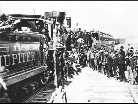 Building the First Transcontinental Railroad: The Overlooked Financial & Cultural History (2000)