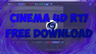 How to get Reaper 2 0 in Cinema 4D R17 for FREE in 2018