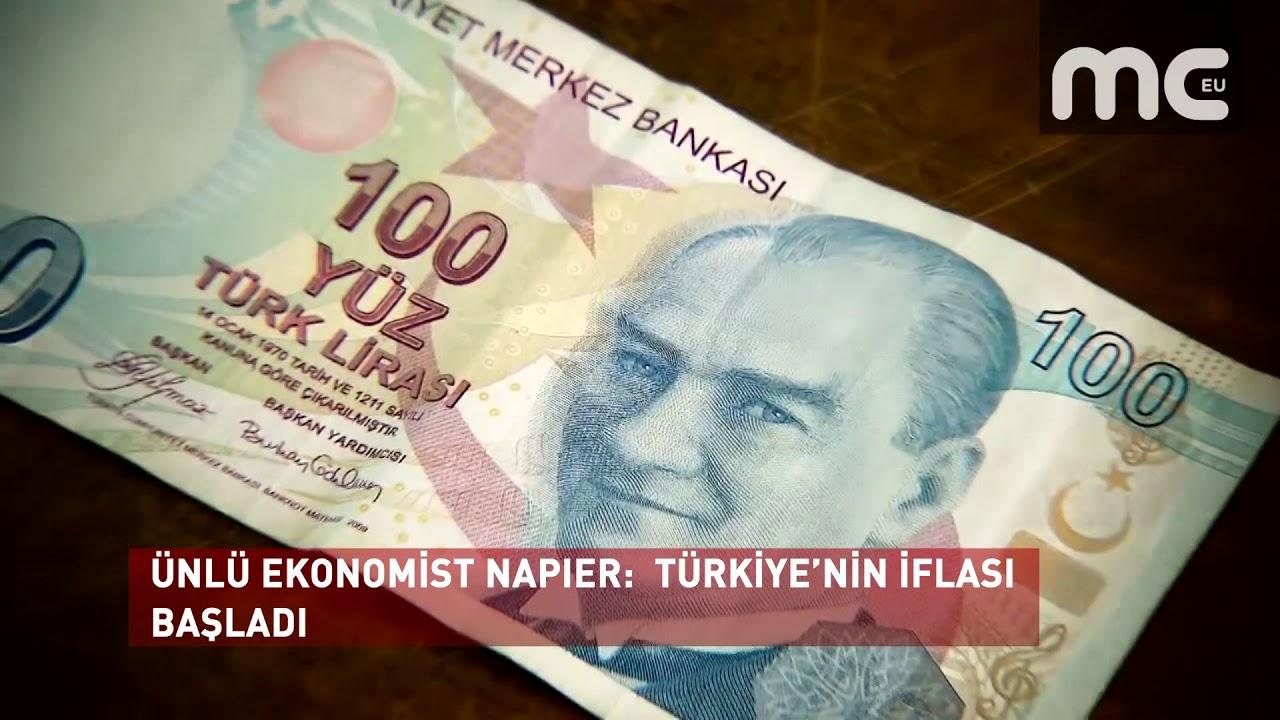Türkiye'nin iflası başladı'